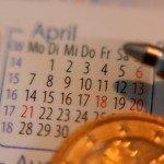 カレンダーウィジェットに枠をつけるCSSカスタマイズ方法